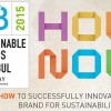 Sustainable Brands 2015 İstanbul İçin Geri Sayım Başladı