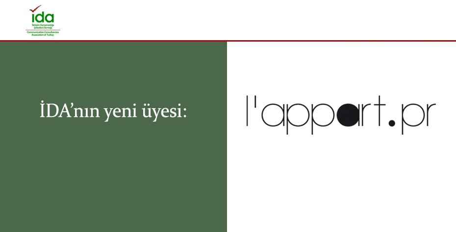 İDA'nın yeni üyesi: L'Appart PR İstanbul | İDA İletişim ...